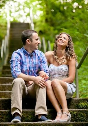 MATT & RACHEL... PICTURE PERFECT PEOPLE (click to visit La Luz Photography)