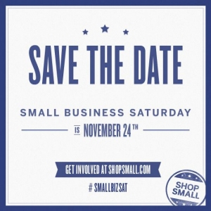 SMALL BUSINESS SATURDAY at MAXWELL'S 9.13.34!